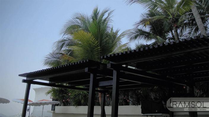 Celosías ZeroMadera Waterproof Ramsol