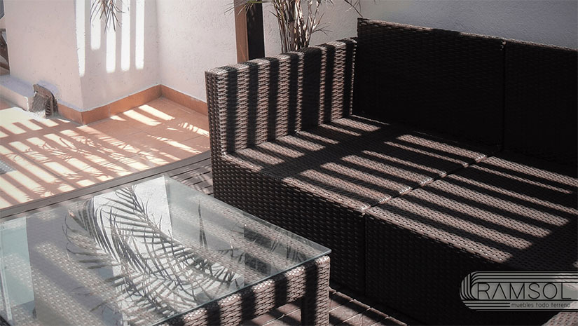 Muebles ZeroMadera Waterproof Ramsol